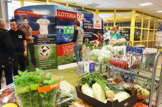 Axia Retail Terminale interaktywne Selgros organizacja loterii