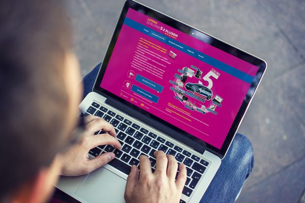 Axia Retail loterie online Carrefour