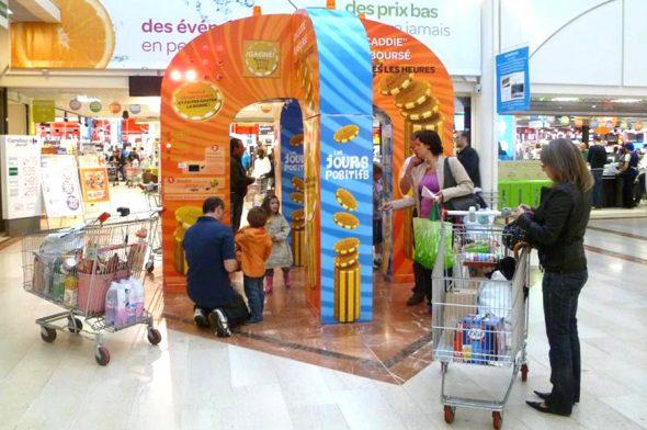 Axia Retail Terminale Interaktywne Francja organizacja loterii