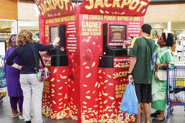 jackpot loteria terminal